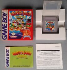 NINTENDO GAME BOY WARIO LAND CLASSICS SUPER MARIO 3 COMPLETE BOXED CIB PAL