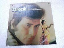 SANTOSH LAXMIKANT PYARELAL 1985  RARE LP RECORD OST orig BOLLYWOOD VINYL EX