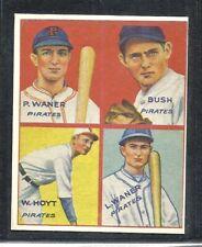 1976 TCMA Reprints - 1935 Goudey - P. Waner / L. Waner - Pittsburgh Pirates