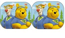 """Tendine parasole laterali per auto /""""Winnie the Pooh/"""" e tigro Dimensioni 44x35 cm"""