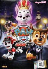 DVD PAW PATROL Season 6 (VOL. 1-26 End) All Region
