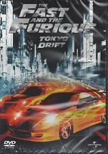 Dvd video **THE FAST AND THE FURIOUS ♦ TOKYO DRIFT** nuovo sigillato 2006
