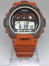 1990er CASIO Illuminator Alarm Chronograph Digital LCD Japan