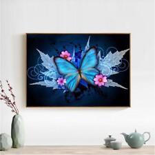Schmetterling 5D Diamond Painting Diamant Kreuzstich Stickerei Malerei Bilder