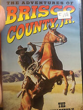 Columbia House Brisco County , JR. and baby makes 3/ bad luck betty---VHS