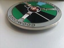 Historic Goodwood MG Rally Badge - MG GT, MG TF,MGB , MGC , MG MIDGET badge