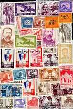 Indochine 100 timbres différents