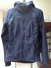 NWT Lululemon - 3 in 1 - Wind Runner Softshell Jacket/Vest ~ BLACK ~ Sz 4