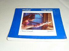 POLAROID IMAGE SYSTEM INSTRUCTION BOOK