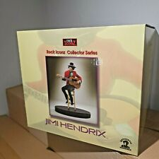 Jimi Hendrix 2nd Edition Rock Iconz Statue