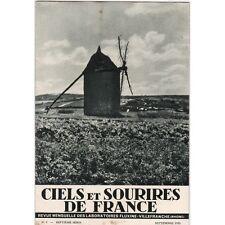 CAMARET 29 Finistère CROZON Photos Saint POL-ROUX en son Manoir Quai Animé 1935