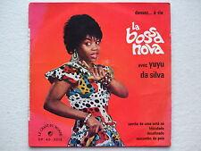 YUYU DA SILVA - SAMBA DE UMA NOTA SÓ+3 45/7 EP BRAZIL AFRO JAZZ SOUL BOSSA NOVA