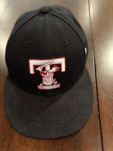 Toledo Mud Hens New Era 59FIFTY 7 1/8 Minor League MiLB Fitted Hat Cap