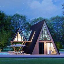 TitanPro - Ready House |UP House | Holiday House | Prefabricated |  78 ㎡