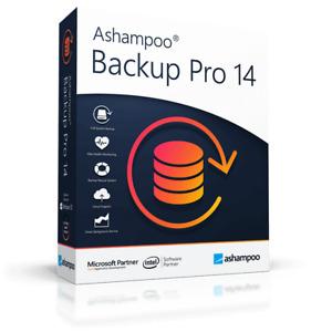 Ashampoo backup pro 14 / License key lifetime, global