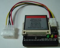 """256 Megabyte DOM SSD Replace Vintage 3.5"""" IDE Drives with 40 PIN IDE SSD Card"""