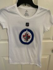 Womens Adidas T Shirt NHL Player on back Size Small Fitted T shirt