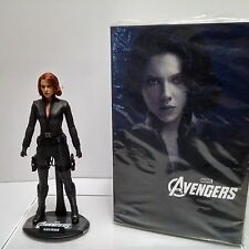 Hot Toys MMS178 BLACK WIDOW from Marvel's Avengers 1/6th scale figure!
