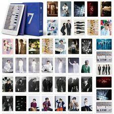 54 Pcs/Set KPOP BTS Map of the soul 7 Jhope V rap monster Jungkook photo cards