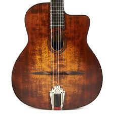 Eastman DM1-CLA Gypsy Jazz Acoustic Archtop - Classic Spruce