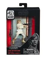 Hasbro Star Wars Black Series 40th Anniversary Titanium 03 LUKE SKYWALKER