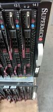 SuperMicro Blade Server Chassis with 16 Blades