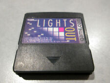 Lights Out Game.Com Game Cartridge Fast Free Shipping!