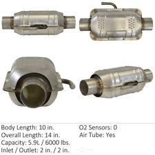Catalytic Converter-Universal Front,Center Eastern Mfg 70419
