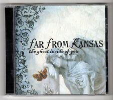 (GY278) Far From Kansas, The Ghost Inside Of You - 2006 CD