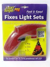Light Keeper Pro Christmas lights tester repair tool tree fixer holiday fixing