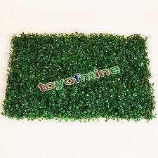 1pcs Erba artificiale Tappeto sintetico pianta del fiore Casa Decor Garden