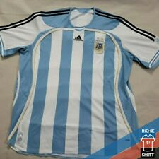 Argentina home shirt WC 2006  size 2XL