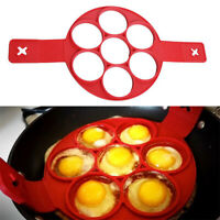 1x New Pancake Nonstick Cooking Tool Ring Maker Cheese Egg Cooker Pan Flip Mold