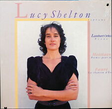 Messiaen POEMES POUR MI/FAURE CHANSON D'EVE SHELTON/ORKIS None 79106 LP SEALED