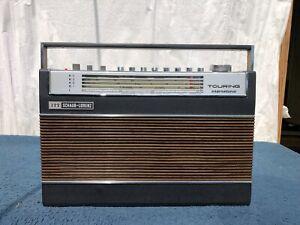 ITT Schaub Lorenz Touring International Kofferradio Transistor 70er Vintage