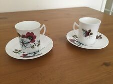 Se Of Two Taylor Kent Elizabetham Coffee Cup And Saucer