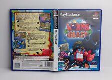 WORMS BLAST - PS2 - PlayStation 2 - PAL - Italiano - Usato