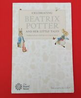 Full Set 2018 Beatrix Potter 50p Coins In Royal Mint Album Inc Peter Rabbit