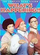 What's Happening: The Complete Third Season (DVD) Three 3