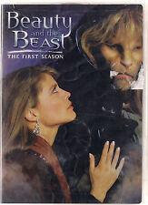 BEAUTY AND THE BEAST SEASON 1 (DVD, 2007, 6-Disc) NEW