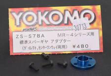 YOKOMO Support allégé de couronne princ MR-4 TC 30713