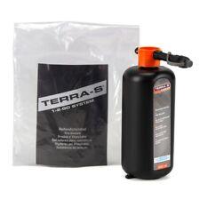TERRA S 1-2-GO KIT Ersatzflasche Nachfüllflasche 450 ml Dichtmittel Pannenset