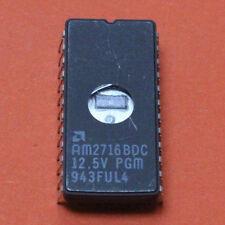 2 x AM2716BDC AMD 2048 x 8 Bit EPROM AMD CDIP-24 NEU 2pcs