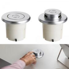 Tabletop Pop Up USB Power Socket Outlet 2 Outlets USB Ports Safe Outlet for Fami