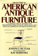 1985 1st ed. Field Guide to American Antique Furniture Joseph T. Butler pictures