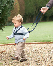 Clippasafe Reins & Walking Harness 6m-4yrs Adjustable Washable Toddler Child New