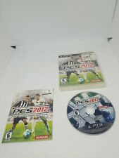 Pro Evolution Soccer 2012 (Sony PlayStation 3, 2011) Free Domestic Shipping.
