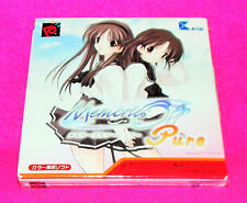 Neo Geo Pocket Color Game - Memories Off Pure