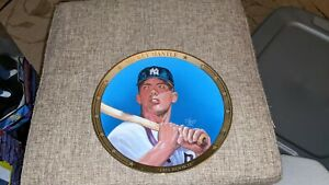 Mickey Mantle New York Yankees Sports Impressions 1951 Rookie Plate