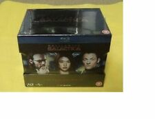 Battlestar Galactica: The Complete Series, Bluray 20 Discs, Over 60 Hours - NEW